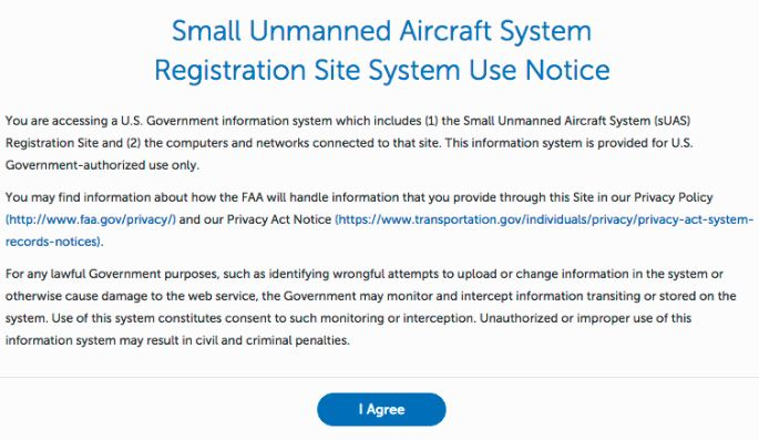 FAA Drone Registration - How to Register a Drone or UAS