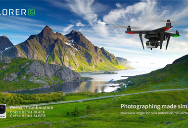 GoPro Drones-10 Best Drones for GoPro