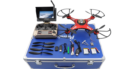 10 Best Drones Under $300-Quadcopter with FPV Camera $300