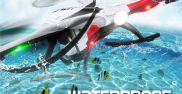 Waterproof Drones that Follows You with Camera