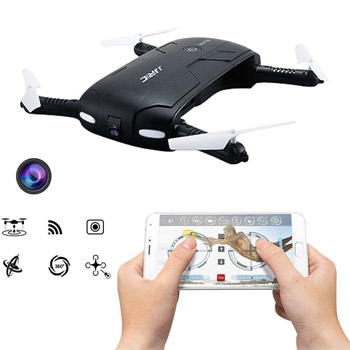 Best Selfie drones with foldable arms