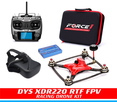 Best Racing Drones for Sale (FPV Drone Racing Kit Quadcopters)